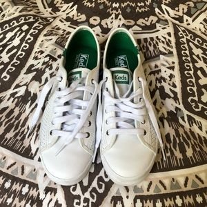 White Keds Sneakers